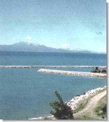 Арарат находится всего в 150 км от озера Ван