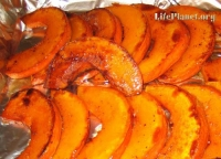 Кулинарные рецепты из тыквенных